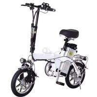 Электрический велосипед 14 дюймов колесный мотор для скутера и велосипед 350 Вт высокая скорость чередой для применения в горнодобывающей пр