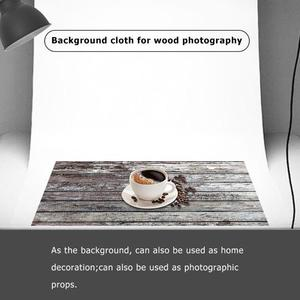 Image 3 - Fashion Wood Board Plank Texture Photography Background Backdrop Studio Video Photo Backgrounds Cloth Phone Photographic Props