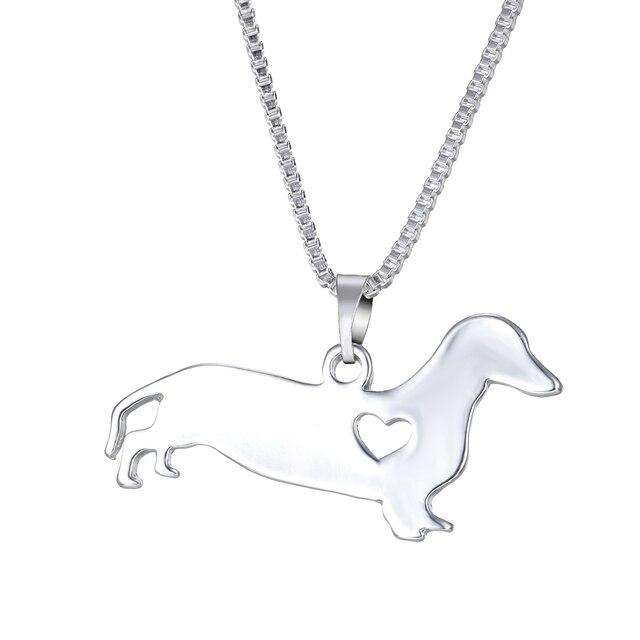 Dog Pendant Necklaces  5