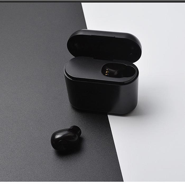 General Mini Wireless Stereo Bluetooth Earpiece 10m With Casual Charging Box Lightweight and portable 6H
