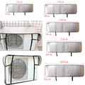 Чехол для кондиционера на открытом воздухе  прочный  устойчивый к атмосферным воздействиям  защитный чехол для кондиционера