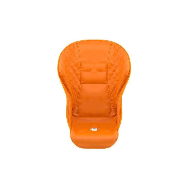 Универсальный чехол для детского стульчика, оранжевый