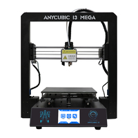 ANYCUBIC I3 Mega 3D Printer Full Metal Frame Platform Large Printing Size Single Extruder 1.75mm Filament 3d Printer DIY Kit