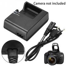 Portable LC-E10C Camera Battery Charger For Canon LP-E10 EOS