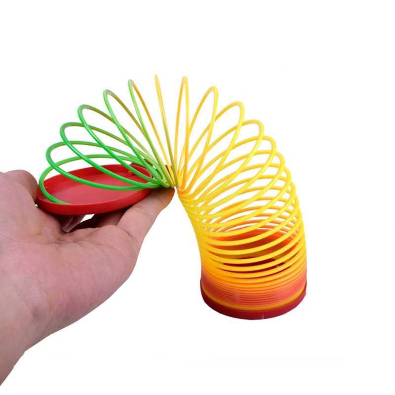 Радужный весенний цветной новый детский Забавный, классический игрушечный
