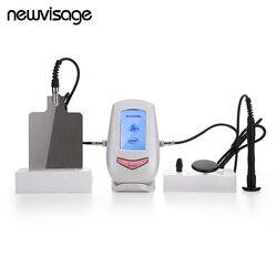 Моно полярный емкостный RF радиочастотный аппарат для красоты лица подтяжка кожи подтяжка против морщин омоложение глаз массажер лицо тело