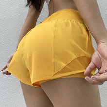 Sports Shorts For Women Yoga Gym Woman Womens Short Ladies Workout Running