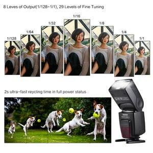 Image 2 - YONGNUO YN568EX III YN 568EX III TTL Wireless HSS Flash Speedlite for Canon Nikon DSLR Camera Compatible YN600EX RT II YN568EXII