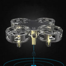 Newest Induction Quadcopter Mini Drone Photograph Small Intelligent Remote Control Aircraft Helicopter Toy