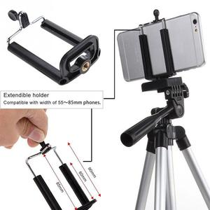 Image 5 - Waterproof Tripods For iPhone X 8,7,6,6s,5 plus 5s 4 4s for Samsung S7 S6 S5 S4 Camera Holder Clip Mount Smartphone Tripod Stand