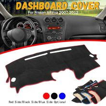 Car Dashboard Cover Dash Mat Sun Shade Pad Non-Slip Dash Board Cover for Nissan Altima 2007-2012