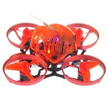 Snapper6 1 S бесщеточный Whoop Racer Drone БНФ 5,8G F3 65 мм Micro FPV Quadcopter зависания Быстрый вертолёт Rc дроны