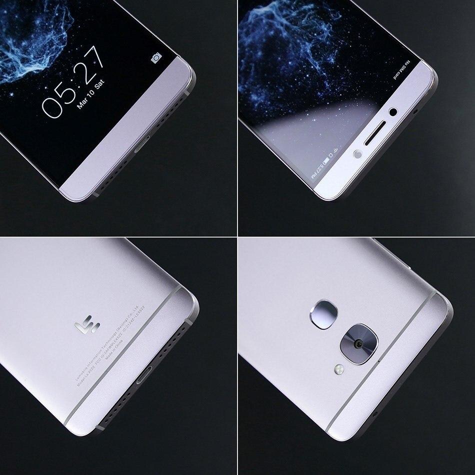 Letv LeEco Le 2X520 восьмиядерный смартфон Snapdragon 652 4G 3 ГБ ОЗУ 64 Гб ПЗУ 5,5 HD 16 МП отпечаток пальца ID мобильный телефон с двумя sim картами - 5