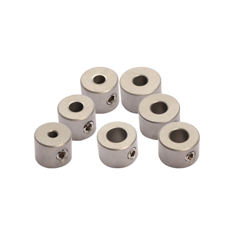 New 4/5/6/7/8/9/10mm Drill Bit Shaft Depth Stop Collars Ring Woodworking Positioner Spacing Ring Locator
