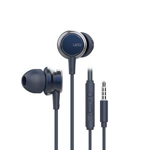 Image 3 - Portable Earphones Subwoofer E sports Game Wired Noise Reduction Dynamic Subwoofer Music Metal Earbuds With Mic Hands free Calls