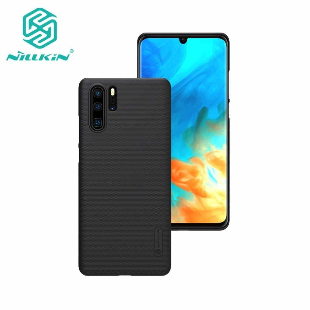 Huawei P30 Case Huawei P30 Pro case cover NILLKIN Super Frosted Shield Matte PC Hard Back Cover Case for Huawei P30 Pro