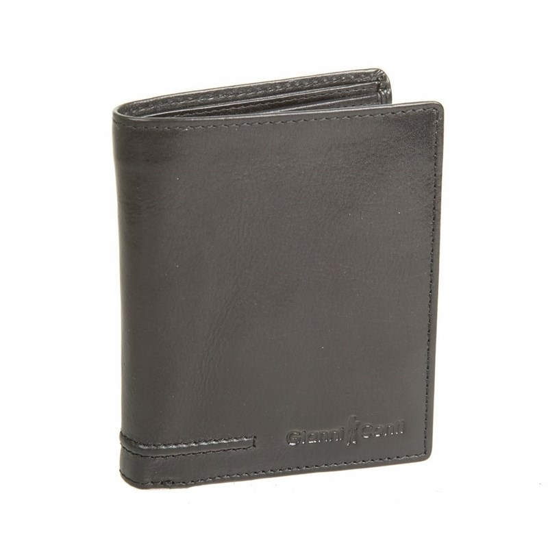 цена Coin Purse Gianni Conti 707451 black онлайн в 2017 году