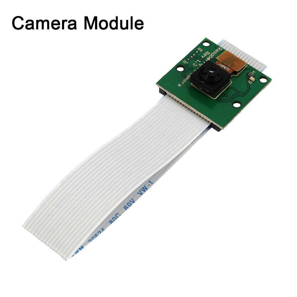 ل التوت بي 3 الأخضر V9B1 كاميرا وحدة مجلس 5MP كاميرا فيديو 1080 p كاميرا وحدة مجلس 5MP كاميرا فيديو 1080 p
