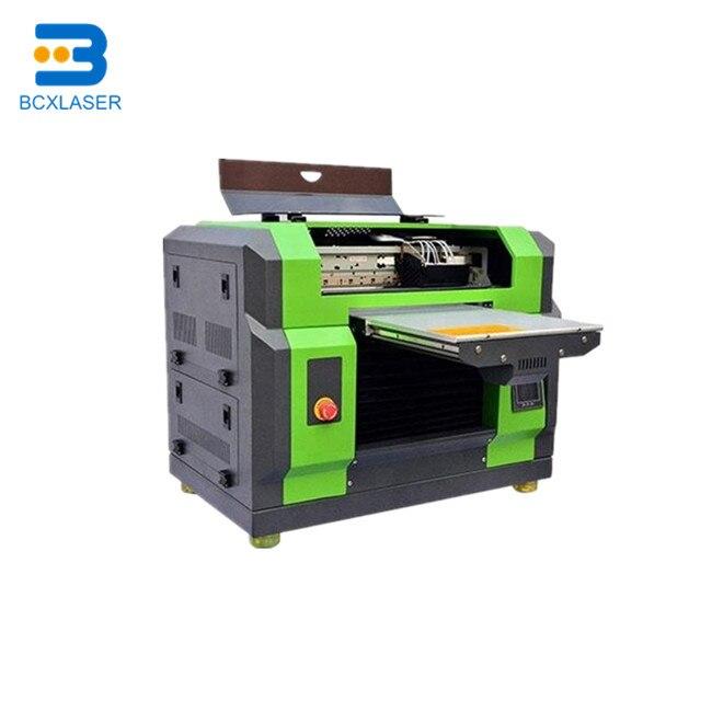 BCX Multicolor Digital  Flatbed Printer MachineDIY Photo For  T Shirt Textile