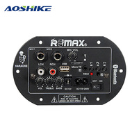 Low Price 220V 600W Amplifiers Audio Bluetooth Amplifier