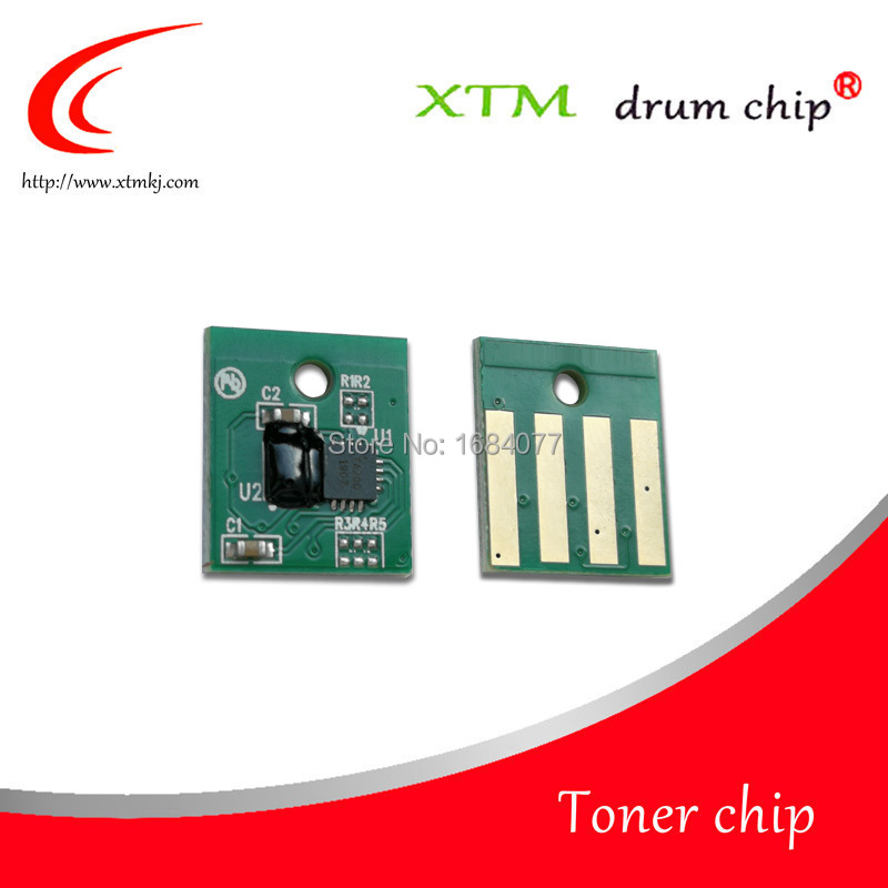 25X Toner chip 60F5H00 605H 10K for Lexmark MX510de MX511de printer laser chip