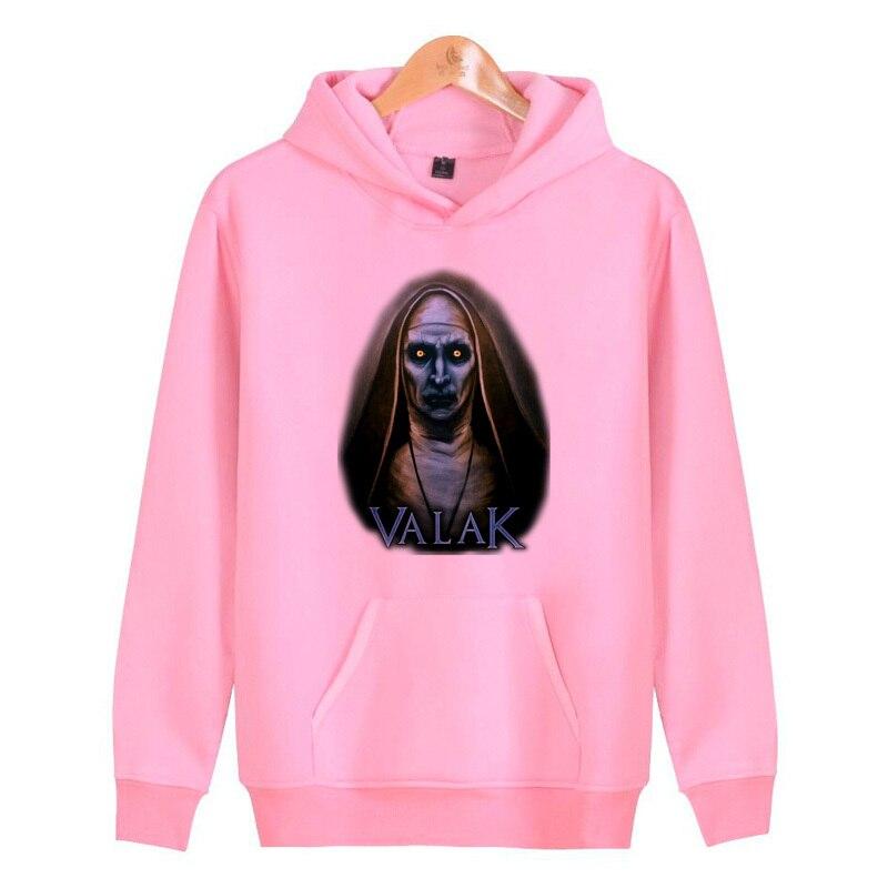 Valak Fashion Hoodies Men 3D Print Sweatshirt Clothing Unisex Couples Long Sleeves Hoodies Hip-hop N8371