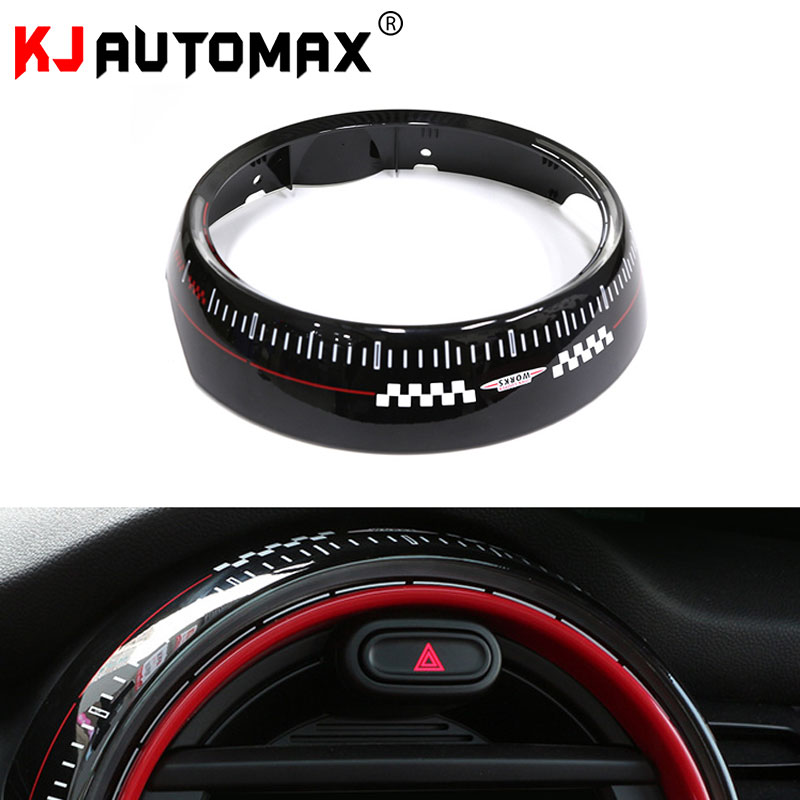 KJAUTOMAX Car Styling Accessories Center Console Navigator Cover Case For Mini Cooper F55 F56 F57