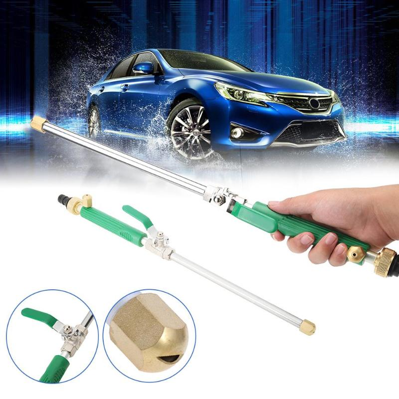 Watering & Irrigation Car High Pressure Power Water Gun Jet Garden Washer Hose Wand Nozzle Sprayer Watering Spray Watering Sprinkler Cleaning Tool Commodities Are Available Without Restriction