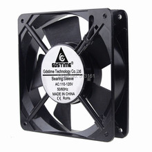 1pcs Gdstime AC Fan 12CM 120MM 110V 120V 120mm x 25mm Cooling Cooler  Exhaust fan