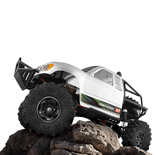 Remo Hobby 1093 - ST 1/10 2.38kg Crawler Car 2.4G 4WD Brushed Waterproof ESC RC Off-Road Rock Crawler Truck Car RTR Toy