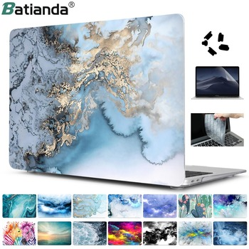 Marble Sky Case for MacBook