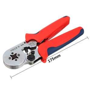 Image 4 - Горячая продажа 1500 шт. обжимной шнур провода разъем терминала Bootlace наконечник Комплект для обжима с трещоткой обжимной инструмент конец терминала Blo