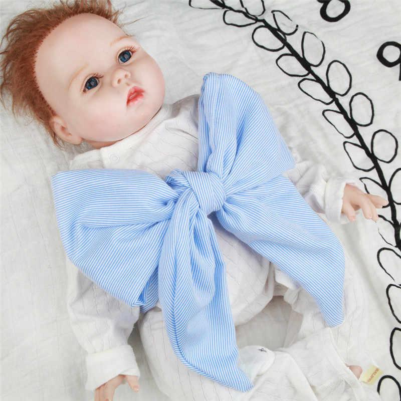 Recién Nacido bebé niñas niños Arco-Nudo decores disfraz foto fotografía utilería pajarita