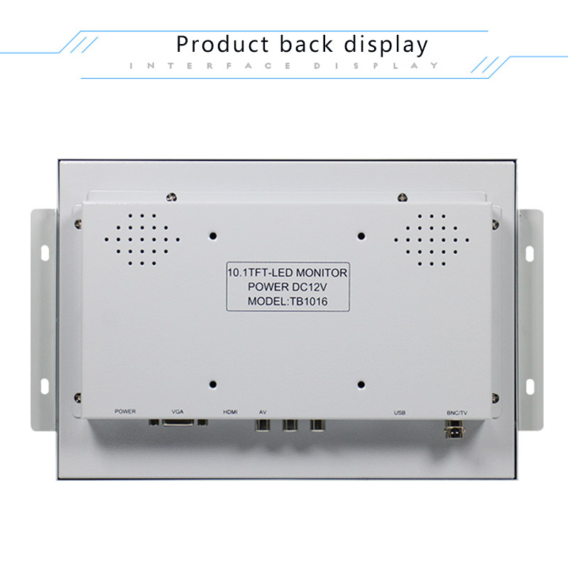 Zgynk10 дюйм ақ түсті кіріктірілген шкаф - Компьютерлік перифериялық құрылғылар - фото 2
