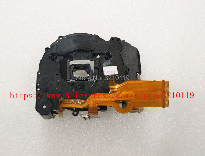 New Original Zoom Lens rear seat with flex cable motor For Panasonic DMC ZS20 ZS25 ZS30
