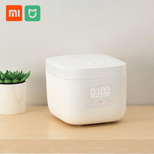 Hot Sell Xiaomi Mijia 1.6L Electric Rice Cooker Kitchen Mini Cooker Small Rice Cook Machine Intelligent Appointment LED Display(China)