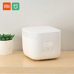 Venta caliente Xiaomi Mijia 1.6L Cocina eléctrica de arroz Mini cocina pequeña arroz máquina de cocción inteligente cita LED pantalla