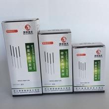 Neue 5000 stücke/10 box Hualong Einweg Akupunktur Nadel 10 nadel ein rohr