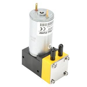Image 2 - Новый электрический двигатель постоянного тока 12 В/24 В 0,4 1 л/мин, микро мембранный вакуумный самовсасывающий водяной насос
