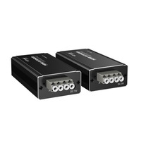 HDMI Extender HDMI Splitter extend HDMI 1080p signal to 1000m optical Transmitter TX/RX with 3 HDMO OUT ports