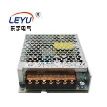 Меньший размер и тоньше толщина 100 Вт источник питания Leyu LRS-100-24 один выход 24 В 4.5A импульсный источник питания