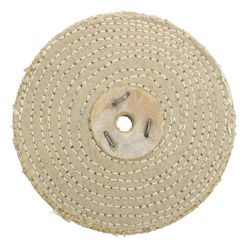 DWZ 150*20mm 6 Sisal Cloth Buffing Wheel For Stainless Steel Metal Polishing ToolDWZ 150*20mm 6 Sisal Cloth Buffing Wheel For Stainless Steel Metal Polishing Tool