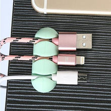 2018 ishowtienda2 шт устройство для намотки кабеля провод наушников