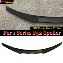 F52 Rear Trunk Wing Spoiler Tail FRP AEM4 Style For BMW 1-Series 118i 120i 125i 128i 130i 135i 135is 2006+