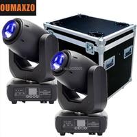 2pcs/lot&flightcase 6 Rotation Gobo 150W Spot Beam Led Moving Head 150W LED Moving Head Beam Sharpy Light Pro DMX LED Beam 150W