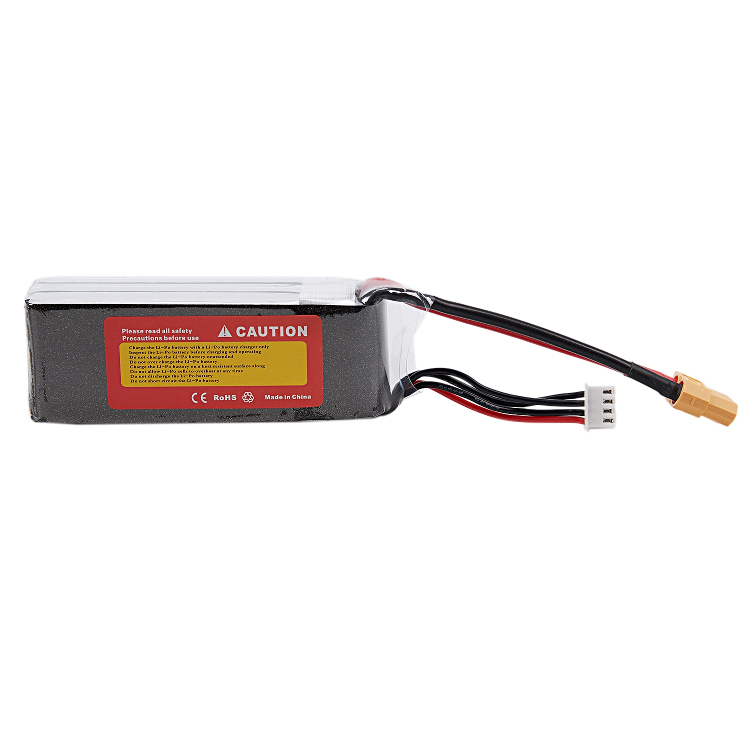 Zop Power <font><b>Lipo</b></font> Battery 11.1V <font><b>1800Mah</b></font> 65C <font><b>3S</b></font> <font><b>Lipo</b></font> Battery Xt60 Plug For Rc Quadcopter Drone Helicopter Car Airplane image