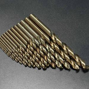 Image 2 - Doersupp 15ชิ้น/เซ็ต1.5 10มม.HSS CO M35โคบอลต์Twistเจาะบิต40 133มม.ความยาวไม้โลหะเจาะไฟฟ้าเจาะเครื่องมือ