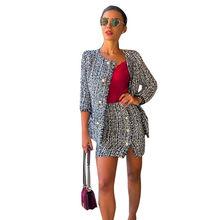 f30046f371 Comparar Preços de Mulheres Blazer E Saia Conjunto Terno - Compras ...