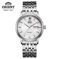ORIENT Date Watch Luxury Waterproof Automatic Men Mechanical Watch Wristwatch steel strap fashion for business casual watch