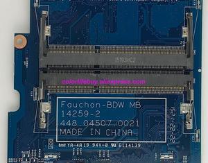 Image 4 - Оригинальная материнская плата 809840 501 809840 001 809840 601 UMA w i3 5010U CPU для HP x360 Convertible 13 S Series 13T S000, ноутбука, ПК